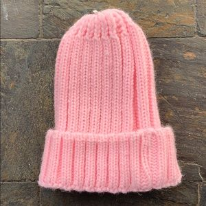 Baby Girls Knit Winter Hat